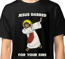Jesus Dabbed Classic T-Shirt