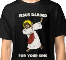 Jesus Dabbed Classic T-Shirt