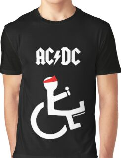 Funny Ac Dc Axl Graphic T-Shirt