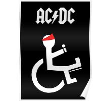 Funny Ac Dc Axl Poster
