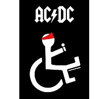 Funny Ac Dc Axl Photographic Print