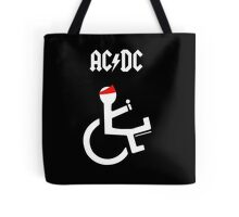 Funny Ac Dc Axl Tote Bag