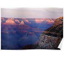 Sunset - Grand Canyon Poster