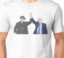 Franklin D. Roosevelt & Bernie Sanders Unisex T-Shirt
