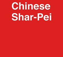 Chinese Shar-Pei Unisex T-Shirt
