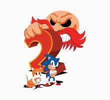 Sonic The Hedgehog 2 Cover Art Unisex T-Shirt