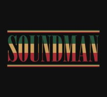 Reggae Soundman One Piece - Short Sleeve