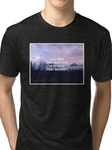 Sleeping at Last Tri-blend T-Shirt