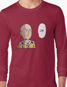 Saitama OK Long Sleeve T-Shirt