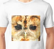 Tawny Owl - Up close and personal T-Shirt