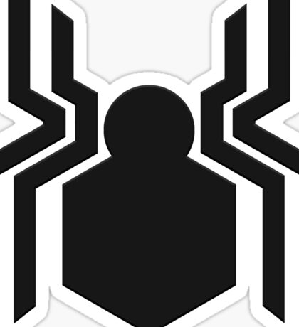 Spider-Man Symbol MCU 2016 Sticker