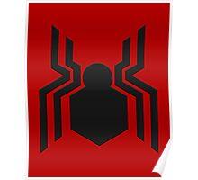 Spider-Man Symbol MCU 2016 Poster