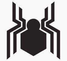 Spider-Man Symbol MCU 2016 One Piece - Short Sleeve