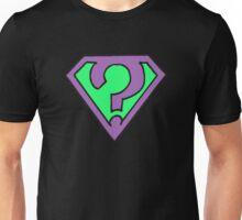 Riddle me this, riddle me that... (V2) Unisex T-Shirt