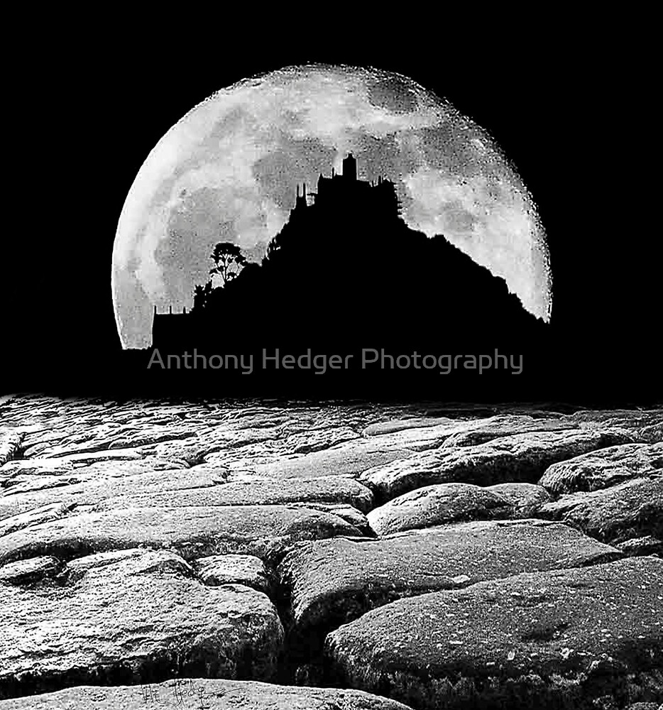 By the light of the silvery moon by Anthony Hedger Photography