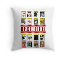 Musical Theatre! Throw Pillow