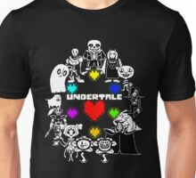 Undertale Memories Unisex T-Shirt
