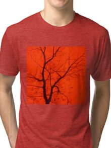 Fire Tree Tri-blend T-Shirt