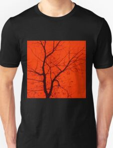 Fire Tree Unisex T-Shirt