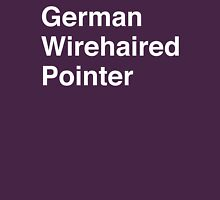 German Wirehaired Pointer Unisex T-Shirt