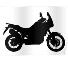 Honda Africa Twin Poster