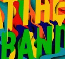 SUMMER TOUR 2016 DAVE MATTHEWS BAND Sticker