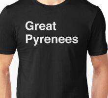 Great Pyrenees Unisex T-Shirt