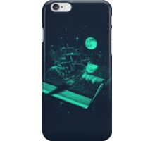 A Page Turner iPhone Case/Skin
