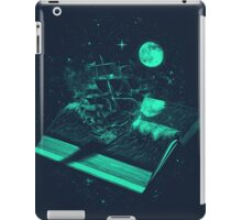 A Page Turner iPad Case/Skin
