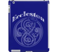 Eccleston- 9 iPad Case/Skin