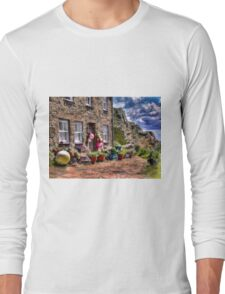 THE FISHERMAN'S COTTAGE HDR Long Sleeve T-Shirt