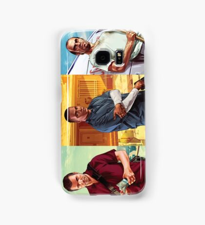 Michael, Franklin and Trevor  Samsung Galaxy Case/Skin