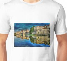 Reflections from a majestic Castle HDR Unisex T-Shirt