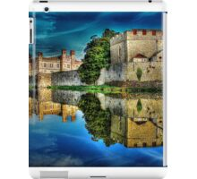 Reflections from a majestic Castle HDR iPad Case/Skin
