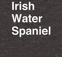 Irish Water Spaniel Unisex T-Shirt