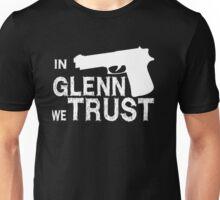 In Glenn we Trust - Walking Dead Unisex T-Shirt