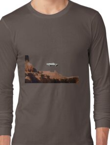 THELMA AND LOUISE CAR Long Sleeve T-Shirt