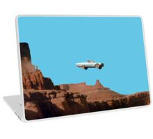 THELMA AND LOUISE CAR Laptop Skin