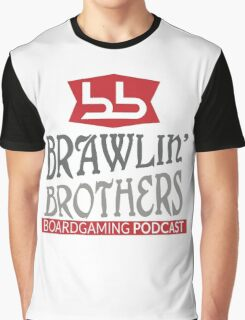 Brawling Brothers Design 4 Graphic T-Shirt