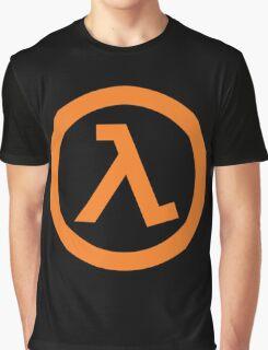 Half-Life Lambda Graphic T-Shirt