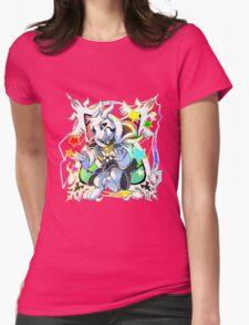 Undertale - Asriel Dreemurr Chibi Womens Fitted T-Shirt