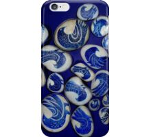 Blue Birds of Happiness  iPhone Case/Skin