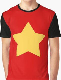 Steven Star Graphic T-Shirt