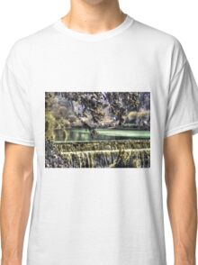 Cheddar Gorge Somerset - HDR Classic T-Shirt