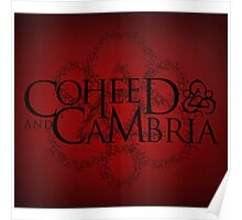 THE NEW COHEED & CAMBRIA FONT LOGO Poster