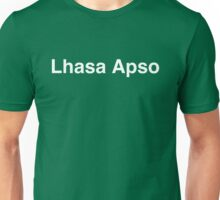 Lhasa Apso Unisex T-Shirt
