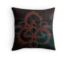 THE NEW COHEED & CAMBRIA SYMBOL DRAGONFLY Throw Pillow
