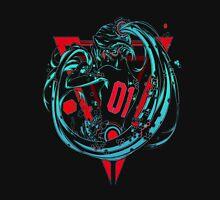 Miku Hatsune edit Unisex T-Shirt