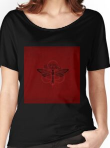THE NEW COHEED & CAMBRIA DRAGONFLY LOGO Women's Relaxed Fit T-Shirt
