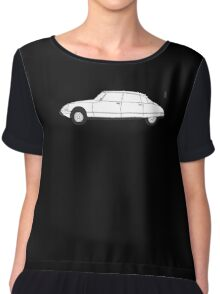 Citroën DS Women's Chiffon Top
